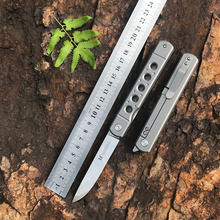 Fishing hand tools camping hiking folding Knife 2Dsteel tactical hanying mini cutter Knife
