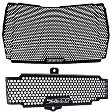 For Triumph Speed Triple 1050 Motorcycle Radiator Guard Protector Grille 2011 - 2015 Oil cooler Guard 2011-2017 2012 2016 2015