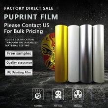 30 см * 100 Печатный термотрансферный винил для футболки пленка