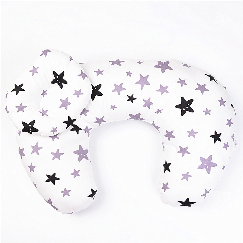 Adjustable Breastfeeding Pillow & Pillow Cover Feeding Waist Cushion Baby Feeding Pillow Newborn Maternity Nursing Pillow Cover