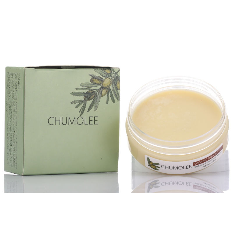 CHUMOLEE Natural Unrefined Shea Butter body Cream hand Body care Repair Maternity Stretch Marks skin Care Moisturizing lotion