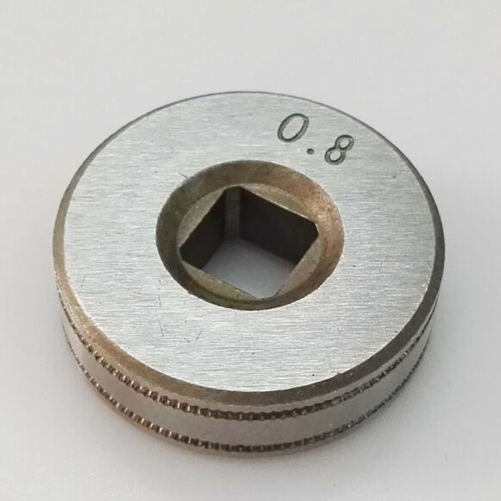 0.8-0.9 V-Groove Mig Welder Wire Feed Drive Roller Roll Parts .030-.035