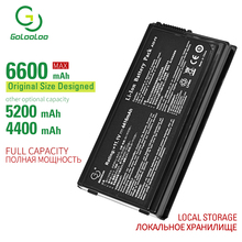 Golooloo 6 cells New laptop battery for Asus X50RL X50SL X50V X50VL 90-NLF1B2000Y A32-F5