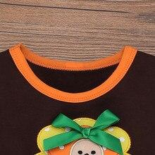 Baby Toddler Girl Thanksgiving Turkey Dresses