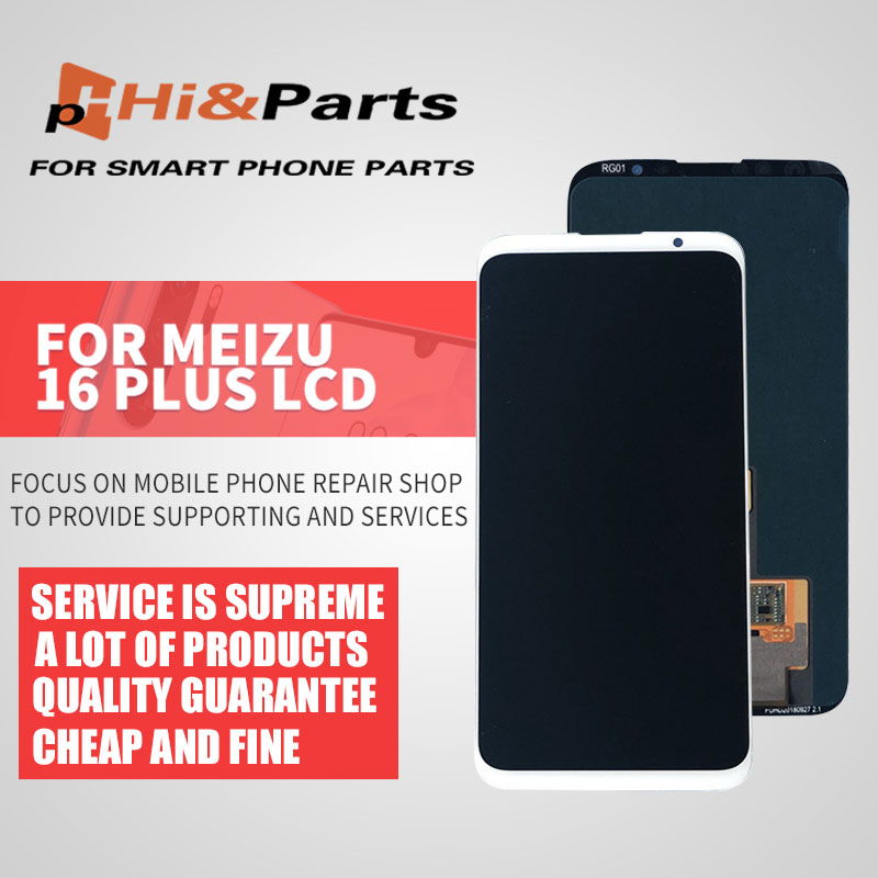 AAA New For <font><b>Meizu</b></font> 16 Plus LCD <font><b>Meizu</b></font> 16th <font><b>Meizu</b></font> <font><b>16X</b></font> LCD <font><b>Display</b></font> Touch Screen Digitizer Assembly Replacement <font><b>Meizu</b></font> LCD image