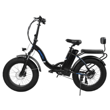 MYATUElectric bicycle 20 inch 36/48v folding lithium electric car adult generation driving
