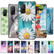 For Xiaomi Mi 10T Case Tempered Glass Cases On Xiaomi Mi 10T 5G 10T Pro 5G Shell Coque Redmi K30S K30S Ultra Cover Fundas