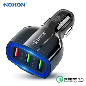 NOHON 3 Port USB Car Charger f
