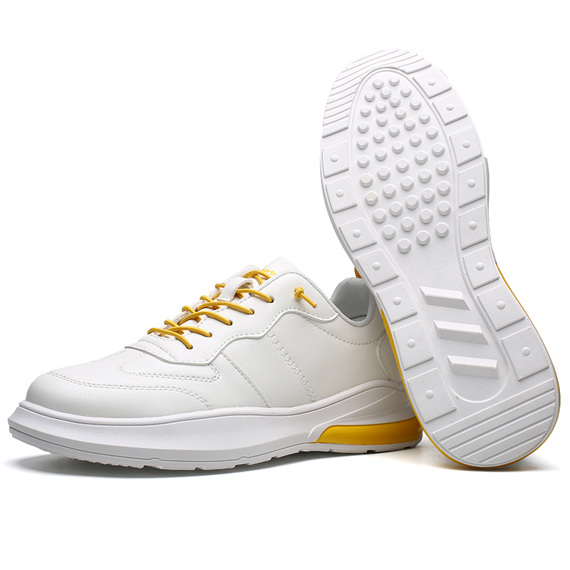 Golf Shoes Men Comfortable Breathable Training Men's Waterproof Golf Training Sneakers Anti Slip Outdoor Sport Shoes Air Cushion