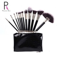 Princess Rose Soft Synthetic Brush for Make up Kit set makeup gift set 12 pcs full makeup set for women