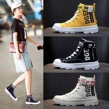 2019 nuevos zapatos De invierno y otoño para mujer, zapatos deportivos, zapatillas De deporte para mujer, tamaño 35-40 chaissures De curso para mujeres