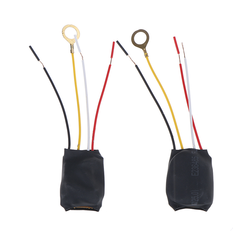 2pcs AC 110V 220V 3 Way Table Light Parts On Off Touch Sensor Switch Touch Control Sensor Dimmer For Bulbs Lamp Switch