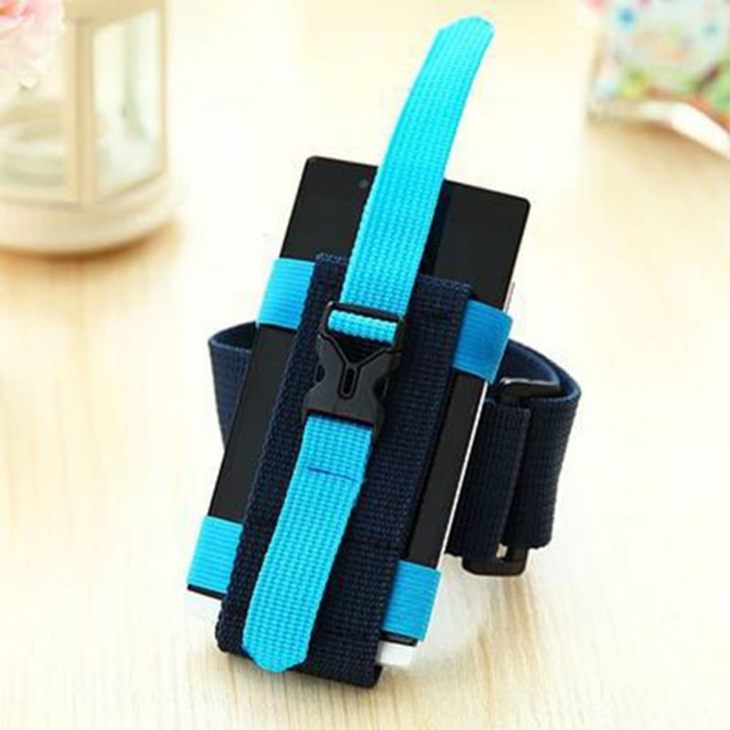 Jogging Armband Belt Phone Bag Running Gym Pack Phone Case Armband Outdoor For Hiking Riding Phone Arm Band Sports Accessory