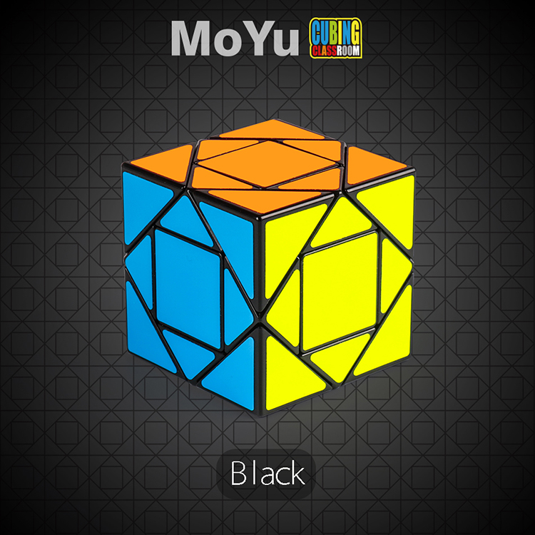Moyu 3x3 Cube CubingclassRoom 3x3 Pandora Cube 3Layers Speed Cube Professional Puzzle Toys For Children Kids Gift Toy