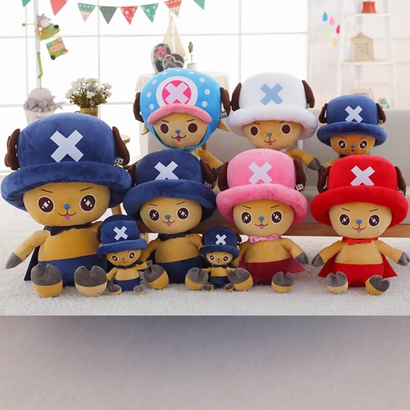 100cm Plush Chopper Toys New Style Super Soft Doll Stuffed Japanese Anime Figure Kids Toys High Quality Gift For Children Boy