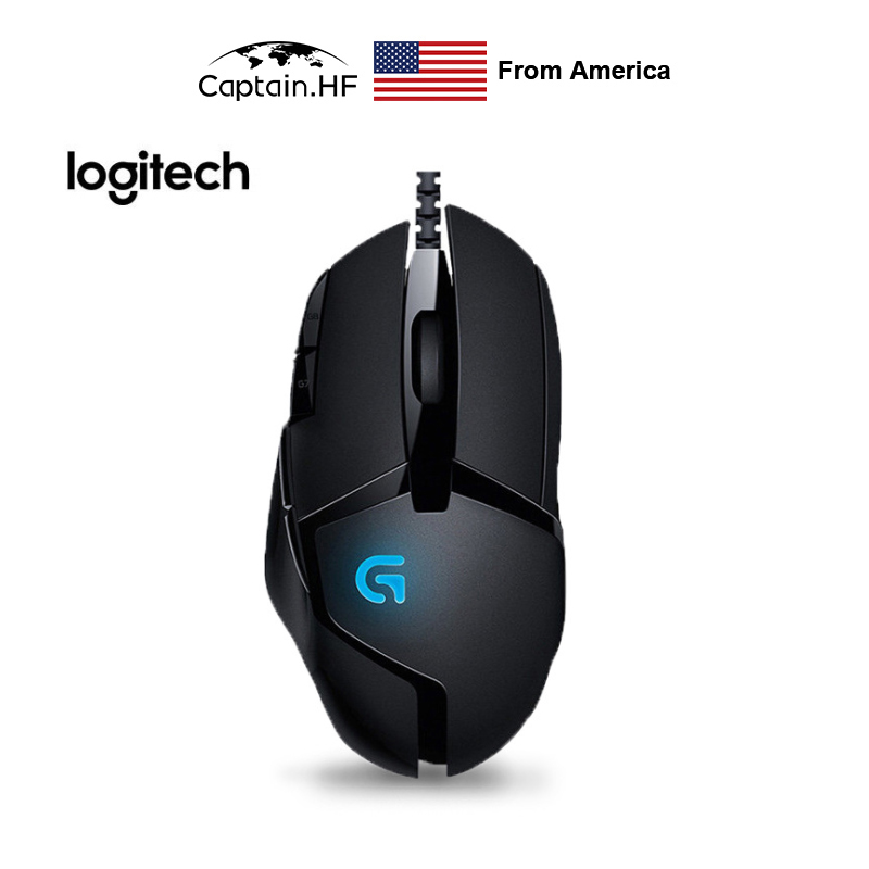 US Captain Desktop, Laptop Time Tested Classic Design Home/Office Wired Sensor Gaming Mouse