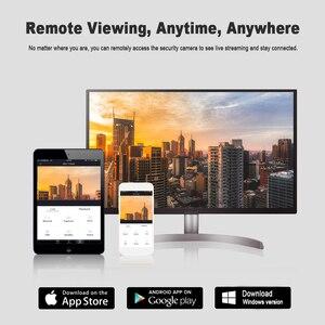 Image 4 - Wireless IP Camera 1080P WIFI Outdoor CCTV Camera Network P2P Motion Detection TF Card slot IR Night Waterproof ONVIF H.264