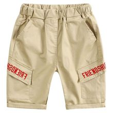 Boys Shorts Wear Loose VIDMID Cotton Children's Summer New P901 Trousers Casual