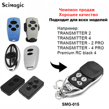 DOORHAN Gate-Control Garage Remote-Barrier Rolling-Code Transmitter-2 Suitable-For