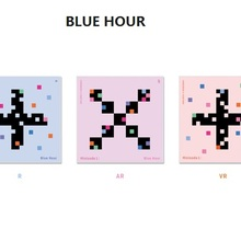 [MYKPOP]~100% OFFICIAL GOODS~ TXT Minisode1: Blue Hour Album Set CD Photobook, KPOP Fans Collection SA20120701