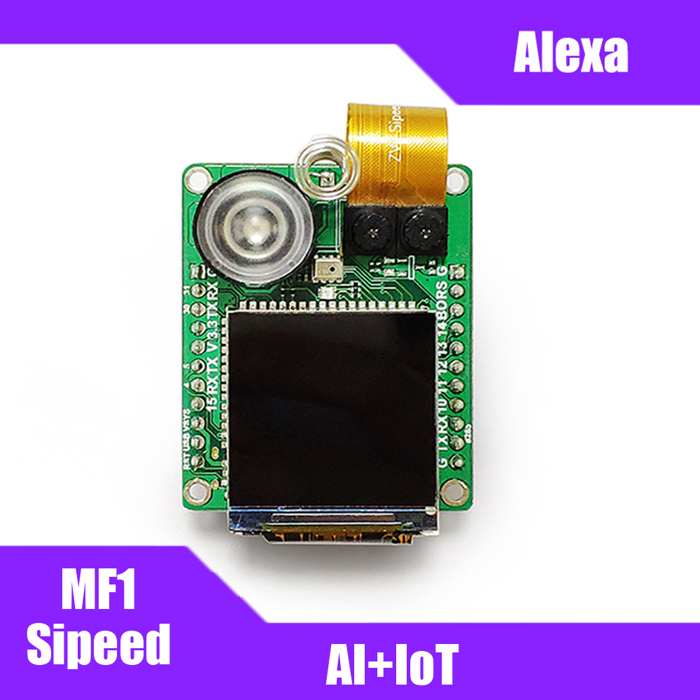 1pcs Sipeed MF1 AI+IoT Offline Live Face Recognition Module