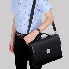Мужской портфель кожаная сумка для ноутбука Кожаная Сумка документов/мужская
