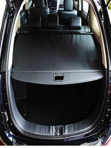 Cargo-Cover Trunk Auto-Accessories Security-Shield Rear Mitsubishi Outlander Partition