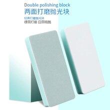 Model polishing, polishing, ultra-fine double-sided polishing block/curved surface model polishing/bendable