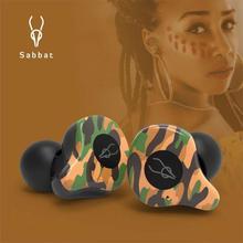 Original sabbat e12 ultra camuflagem tws v5.0 aptx fone de ouvido bluetooth sem fio fones esportes alta fidelidade estéreo