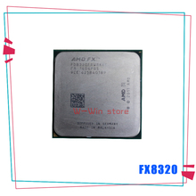 CPU Processor Fx 8320 Am3  Eight-Core AMD Fx-Series Fd8320frw8khk-Socket