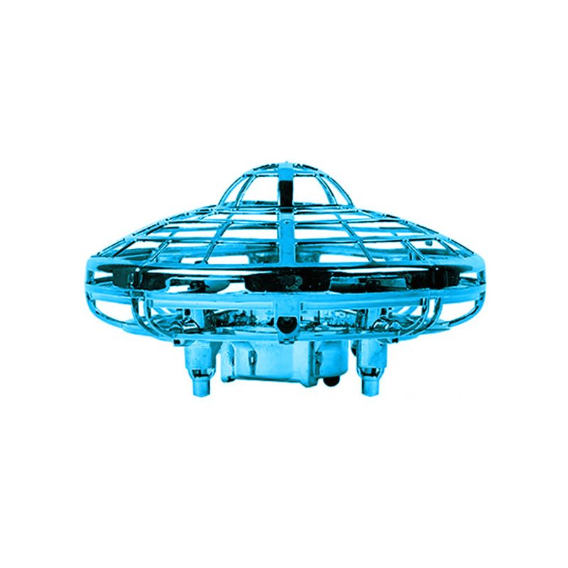 Three-axis Intelligent Sensory Suspension Flying Saucer Interaction Hand Operate