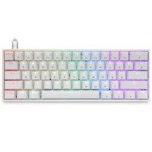 SKYLOONG GK61 SK61 61 клавиша механическая клавиатура USB проводной светодиодный подсветкой ось игровая механическая клавиатура