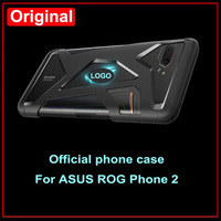 Original Same paragraph For ASUS ROG phone 2 case ZS660KL Official Phone case for ASUS ROG Phone2 Phone II Z01QD cover shell