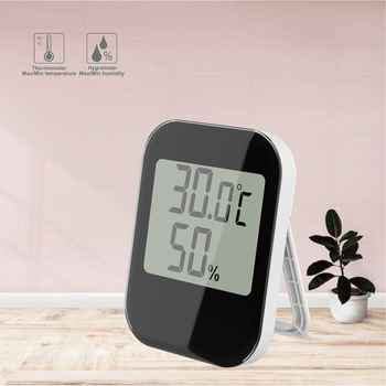 цена на Digital  indoor room thermometer and hygrometer electronic temperature sensor & humidity meter for home office