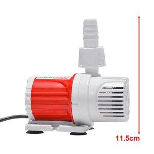 Image 4 - 12v 20 ワットdc 1100L/hエネルギー水ポンプ制御可能な可変速水ポンプ魚タンク水族館