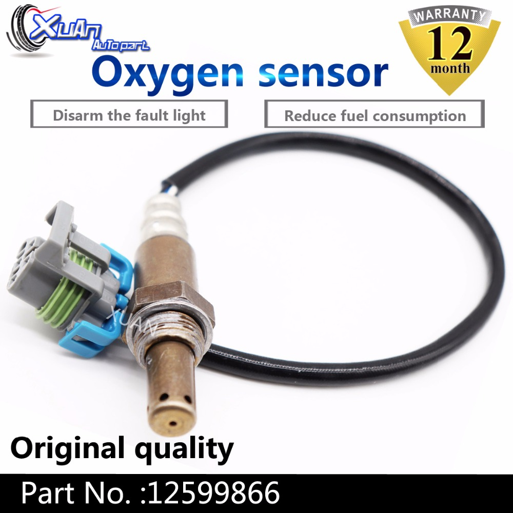 2Pcs O2 Oxygen Sensor For 2008-2014 Chevrolet EXPRESS 1500 GMC SAVANA 1500