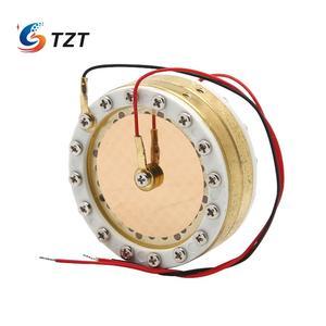 Image 5 - TZT 34 мм Капсула большая мембранная конденсаторная микрофонная капсула двухсторонняя позолоченная для записи студии Micphone