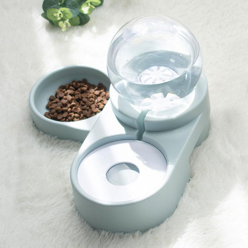 Light-blue(Double-bowl)