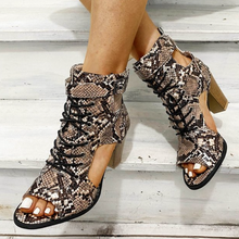 New Women Summer Sandals Solid Flock Peep Toe Buckle Plus Size Gladiato