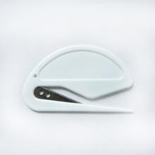 1pc Plastic Letter Opener Mini Sharp Letter Mail Envelope Opener