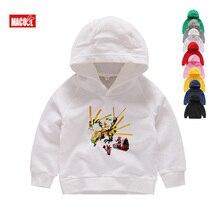 kids Sweatshirts 2019 Autumn Long Sleeves Hoodies  Children Boy Girl Clothes Cartoon & 2T-8T