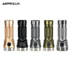 Astrolux MF01 Mini 7 * SST20 5500LM CRI95 Typ-C Wiederaufladbare Campact EDC Taschenlampe 26650 21700 18650 Taschenlampe Laterne scheinwerfer