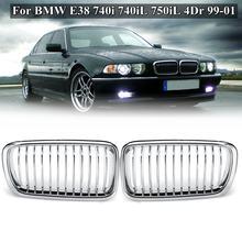 BMW E38 740i 740iL 750iL 1995 1996 1997 1998 1999-2001 Hood Vent Grille