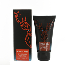 Original Russian Maral Gel Penis Enlargement Cream Titan Inc