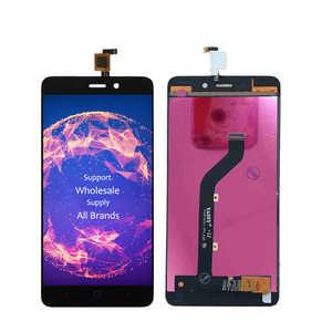 """Image 3 - 5 """"LCD ZTE Blade X3 tam LCD bıçak D2 ekran dokunmatik ekran sensörü sayısallaştırıcı meclisi T620 A452 ekran yedek LCD yeni"""