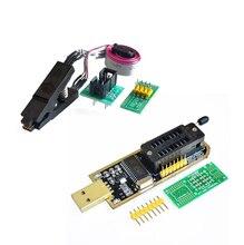 Wysokiej jakości SOIC8 SOP8 Test klip na EEPROM 93CXX/25CXX/24CXX w obwodzie programowania na programator USB TL866CS TL866A EZP2010
