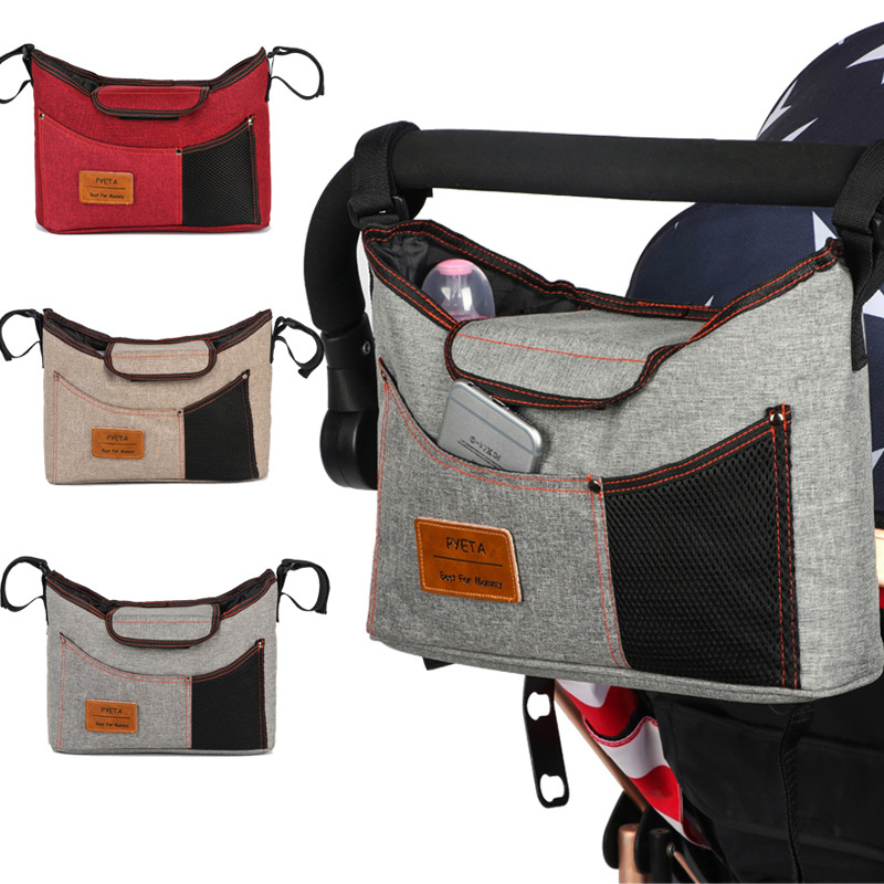 Diaper Bag Multi-functional Mommy Bag Waterproof Insulated Hand MOTHER'S Bag New Style