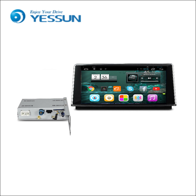 YESSUN For <font><b>BMW</b></font> F20 <font><b>F30</b></font> F32 2013~2016 - Car <font><b>Android</b></font> Media Player System Radio Stereo GPS Navigation Multimedia Audio Video image