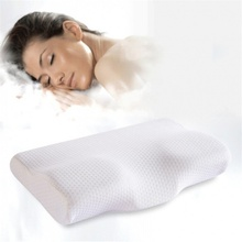 Memory Foam Bedding Pillow Neck Protection Slow Rebound Butterfly Shaped student  neck  help sleep Pillow
