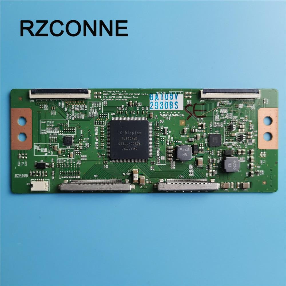 T-CON Board For LG 42/47/55 FHD TM240 Logic Board 6870C-0402C